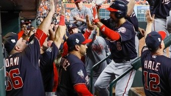 ¡Nacionales es campeón de MLB en su primera Serie Mundial!