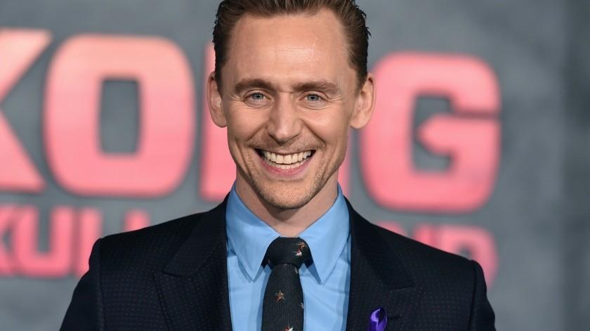 Tom Hiddleston pasa de ser villano a ser héroe.