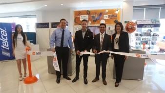 Inauguración de Xioami Store en Telcel