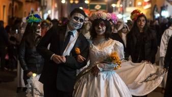 Coral Gables, Florida se pinta de México, conmemora el Día de los Muertos
