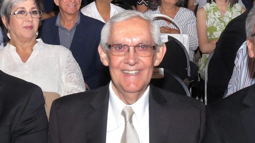 Fallece Armando Araujo Montaño