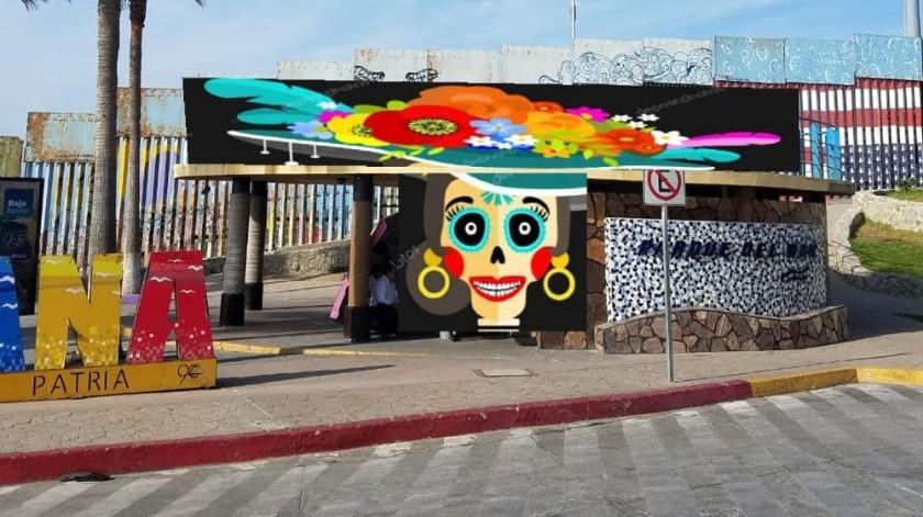 El evento atlético tendrá como salida y meta El Faro de Playas de Tijuana.(Cortesía)