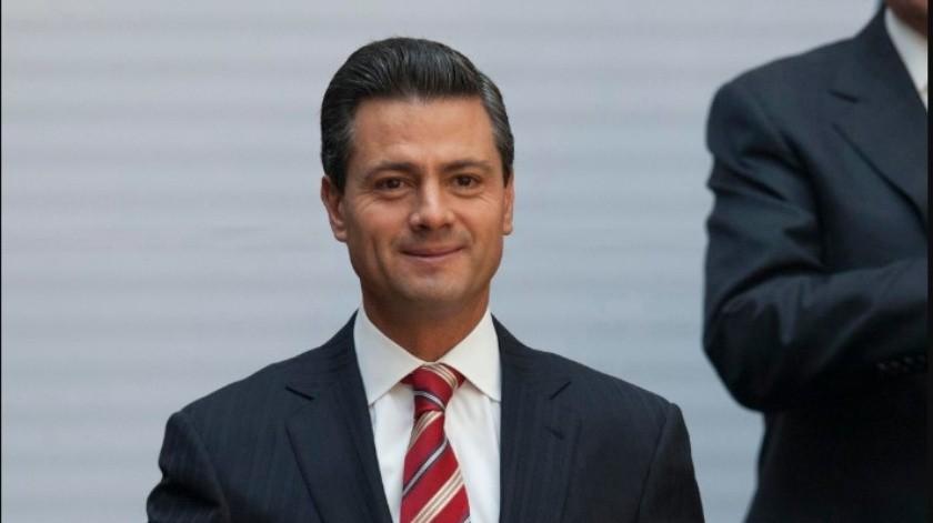 Enrique Peña Nieto.(Archivo)