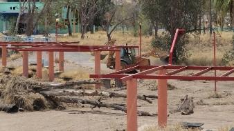 Desincorpora Estado parte de La Sauceda para impulsar proyecto y rescatar áreas