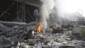 13 muertos por explosión de coche bomba al Norte de Siria