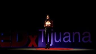 La jalisciense Sofia Aragón representante de Mexicana Universal se encuentra en Tijuana como parte del evento TEDx Tijuana 2019