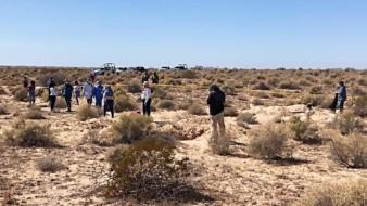 Avanzan análisis de osamentas localizadas en Puerto Peñasco