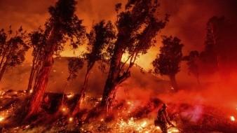 Autoridades levantan órdenes de evacuación tras incendio en California
