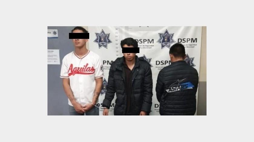 """Adolescentes son detenidos tras robo en """"Costco""""(Cortesía)"""