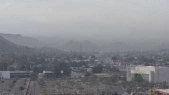 Hermosillo registra 20% más contaminación