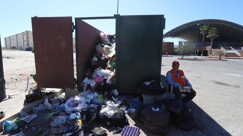 Recolectan en el Sur 50 toneladas de basura(Banco Digital)