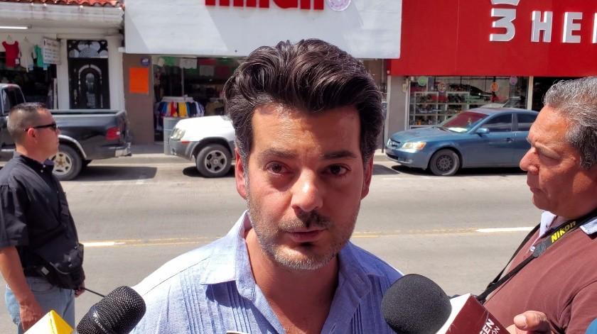 Nogales es zona segura: Pujol(Banco Digital)