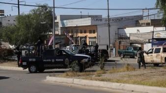 El SAT, en coordinación con la Sedena y la Policía Federal realizaron un operativo este martes.
