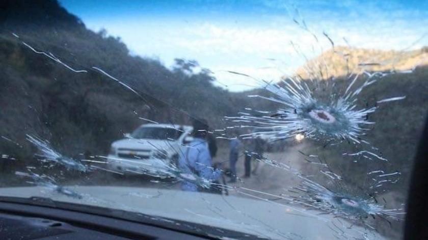 Este día, revelaron un video del momento en que los familiares de las víctimas asesinadas en la sierra de Sonora y Chihuahua, llegan al lugar de los hechos.