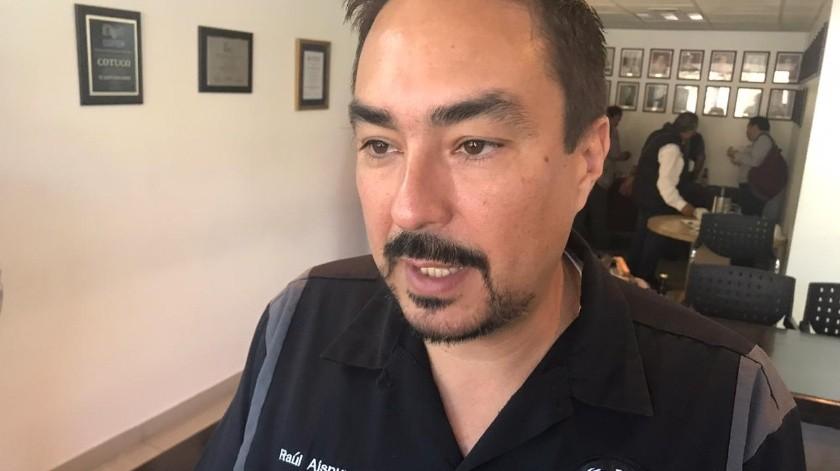 Raúl Aispuro Funes, presidente de la asociación de cerveceros, indicó que en total fueron 17 medallas para Tijuana, 51 para todo el estado.(Daniel Andrade)