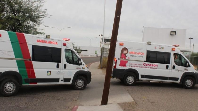 Muere mujer y lesionan a hombre en ataque armado en Sahuaripa; inician operativo(Twitter/ @ssaludsonora)