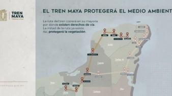 El Tren Maya tendrá un costo de entre 120 mil y 150 mil millones de pesos y generará una ganancia de 46 mil millones de pesos al año.