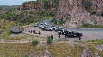 Tras tragedia de familia LeBarón, refuerzan operativo por tierra y aire en Sierra de Sonora