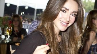 A escasas semanas de dar a conocer que nuevamente estaba embarazada, la actriz y cantante Anahí confirmó que espera otro varón.