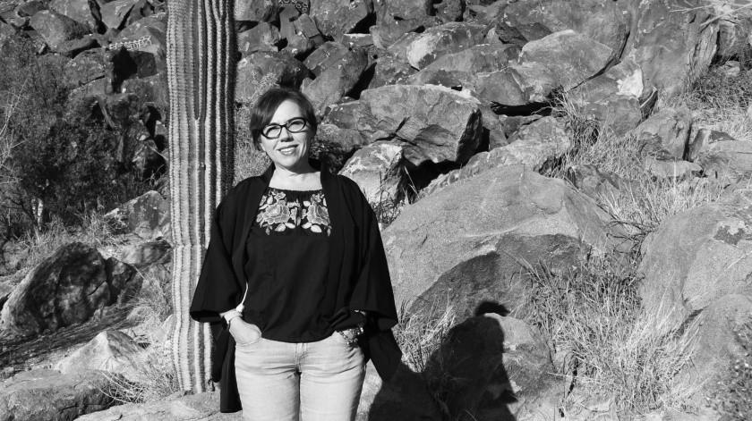 """Actualmente coordinaba el proyecto """"Patrimonio indígena y misional del noroeste de México""""."""