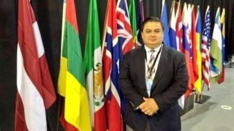 Valenzuela Gómez cuenta con múltiple experiencia en competencias internacionales.