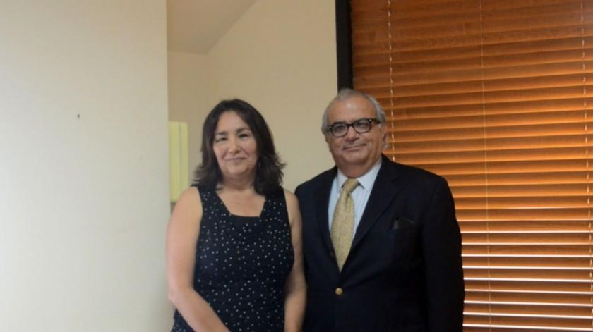 Lourdes González Lara fue nombrada coordinadora del Centro Estatal de las Artes en Ensenada.(Cortesía)