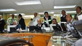 David León, reconoció a los hombres y mujeres que laboran en la Central Nucleoeléctrica y en la CFE por el extraordinario trabajo que realizan.
