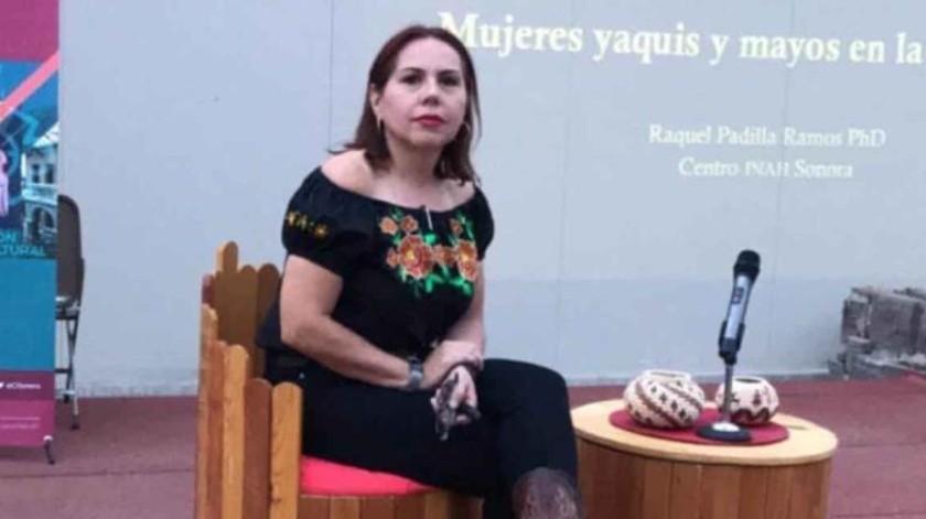 El grupo H-México pide que el asesinato de la historiadora y antropóloga Raquel Padilla Ramos, al parecer por su pareja sentimental, no quede impune.(Tomada de la red)