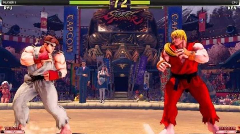Los personajes de Street Fighter no llegaron a Mortal Kombat 11 por esta razón(Cortesía)