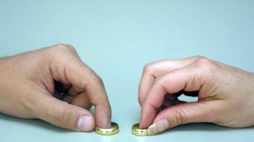 En Baja California los hombres inician el proceso de divorcio en la mayoría de los casos, señala el informe.