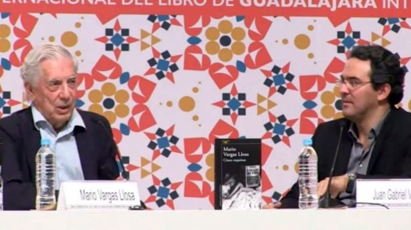 Mario Vargas Llosa, quien es un habitual en la FIL, tendrá un papel destacado.(Tomada de la red)