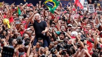 La izquierda puede recuperar la presidencia de Brasil en 2022, afirma Lula
