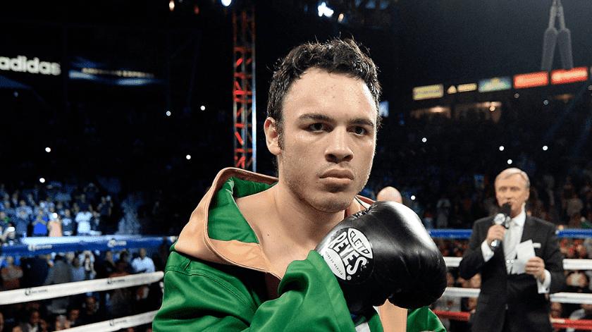 La Leyenda del boxeo comentó acerca de la próxima pelea de su hijo, la cual se llevará a cabo en Phoenix, Arizona el 20 de diciembre.(Twitter)