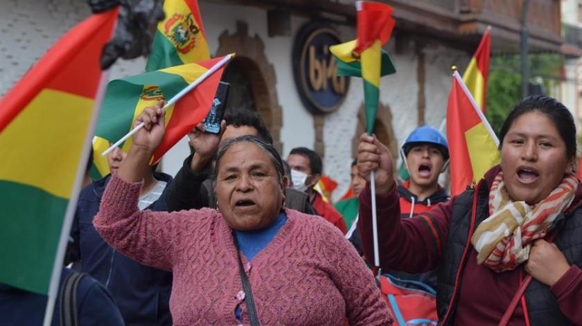 "¿Fin del ""lamento boliviano""? Fiscalía va contra proceso de Evo Morales(EFE)"