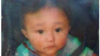 La Fiscalía General de Baja California informa que se ha activado la Alerta Amber para localizar al menor Pedro Guzmán de 1 año de edad.