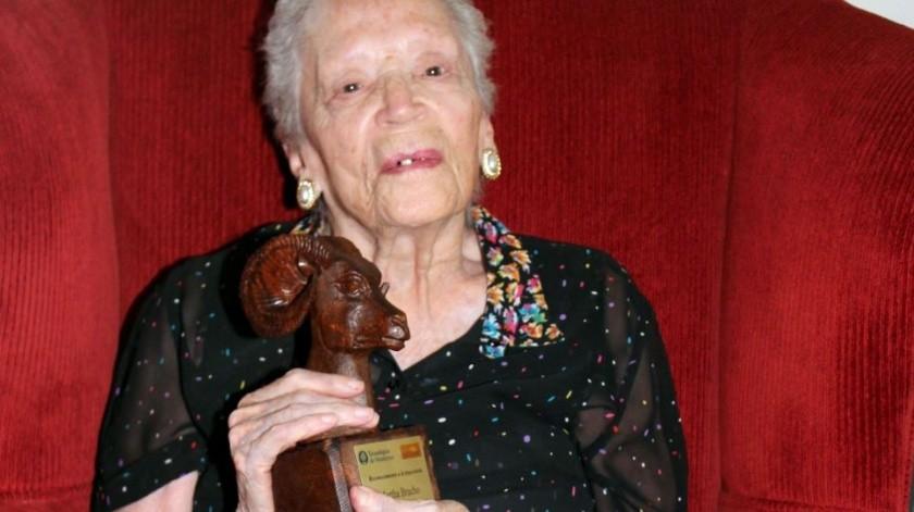 Fallece Martha Bracho, maestra de danza pionera en Sonora(GH)