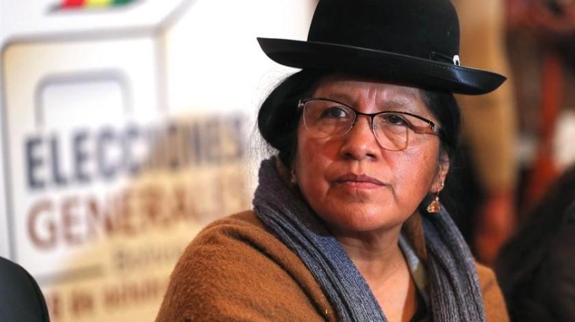 """Al presentar su renuncia, Choque Quispe dijo que lo hacía para someterse a """"cualquier investigación""""."""