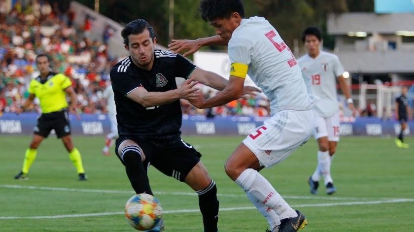 México vuelve a enfrentar a un asiático, Corea, tras eliminar a Japón en octavos.(Twitter)