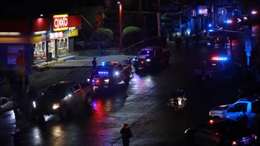 En lo que va del año se han registrado mil 916 asesinatos en la ciudad.