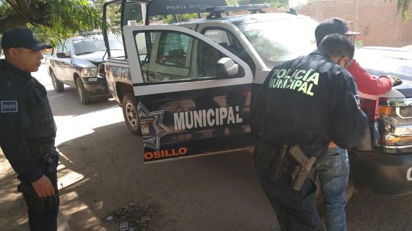 FOTO ILUSTRATIVA. La Policía realizó un operativo para detener a quien presuntamente había amenazado a dos jóvenes.(Banco Digital)