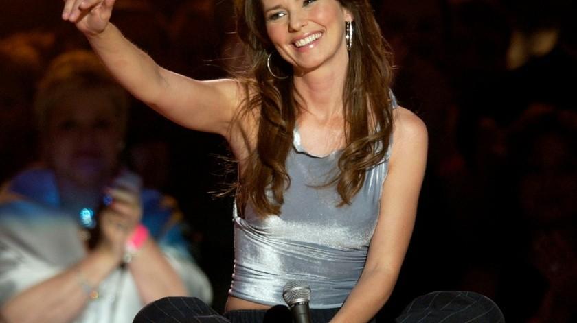 La cantante no se presentaba desde 2013.