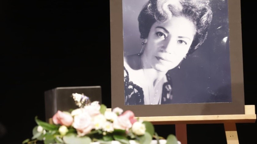 Martha Bracho fue la primer maestra de danza en Hermosillo.(Julián Ortega)