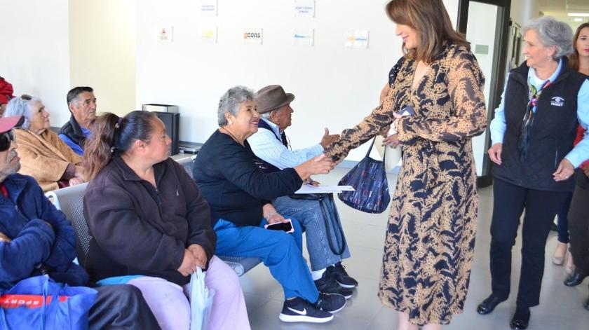 Estas campañas oftalmologías se dirigirán a la población con mayor situación de vulnerabilidad en las diferentes colonias de Tijuana.(Cortesía)