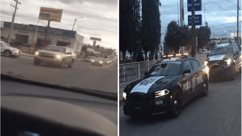 Captan autos del FBI en Sonora por ataque a los LeBarón(Especial)
