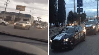 Captan autos del FBI en Sonora por ataque a los LeBarón