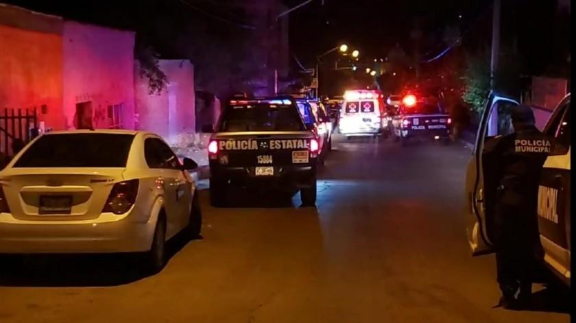"""En céntrico sector de Guaymas fue privado de la vida un niño conocido como """"El Rayito"""" la noche del domingo.(Especial)"""