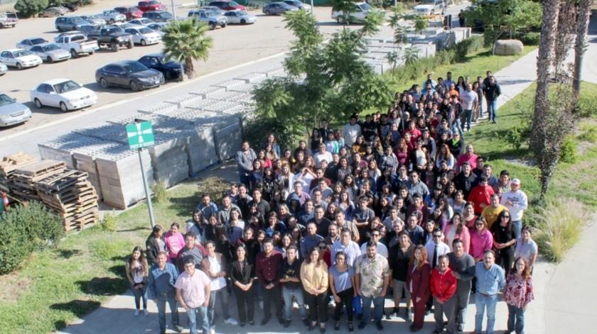 El evento se organizó bajo la iniciativa y organización de los alumnos de Ingeniería.(Cortesía)