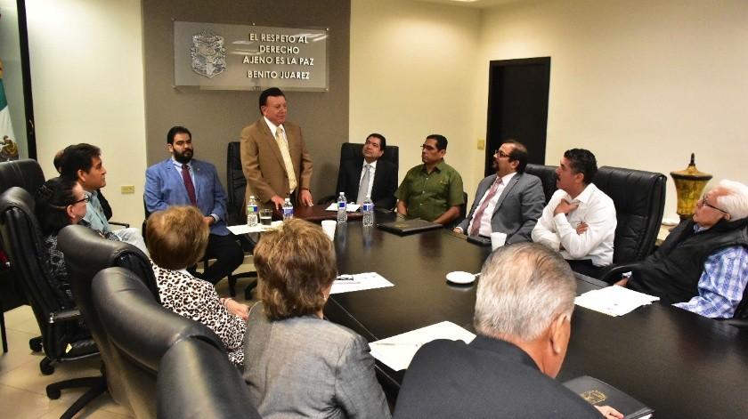 Acuerdan fortalecer instituciones para disminuir indices delictivos en BC(Cortesía)