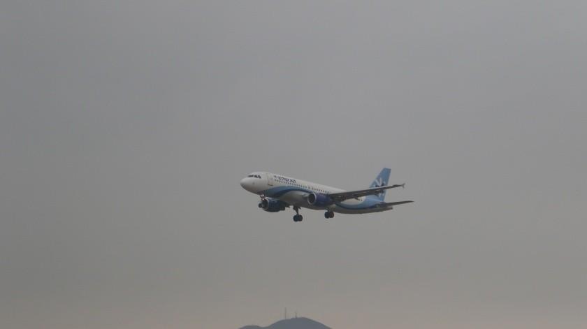 Presenta retrasos vuelos en Aeropuerto de Tijuana por neblina