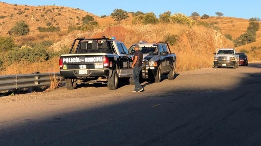 Hallan cuerpo en Nogales(Manuel Jim�nez)